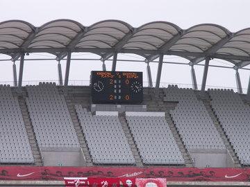 いきなり、0-2…
