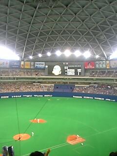 ナゴヤドーム阪神戦