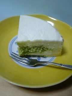 ずんだケーキ