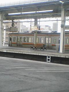 静岡駅です。