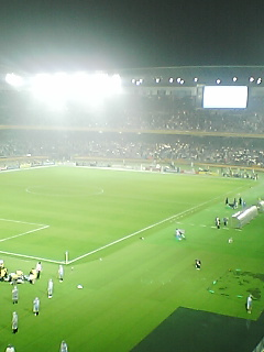 FIFA CLUB WORLD CUP バルセロナv.クラブアメリカ