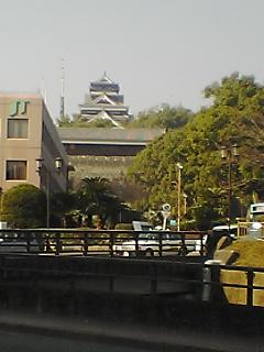 《ひとりごと》 熊本、到着。