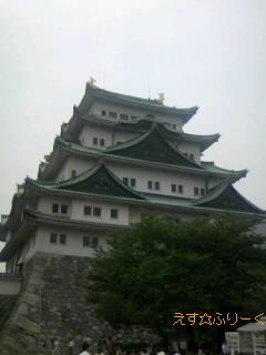 尾張名古屋は、城で持つ。