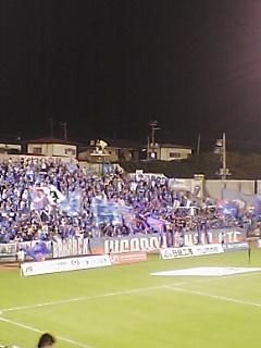 《J.LEAGUE》 J1第20節 横浜FC―甲府戦 終了