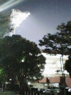 《ひとりごと》 横浜スタジアムです
