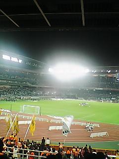 《S-PULSE 2007》 J1第29節 横浜Fマ戦 終了