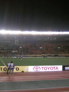 《SOCCER 2007》 CWC semifinal-1 result