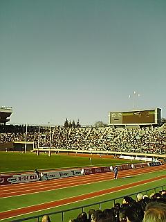 《WASEDA RUGBY 07-08》 全国大学選手権準決勝 帝京戦 試合前