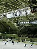 《IceBucks 07-08》 レギュラーシーズン ホーム最終戦 1P 終了