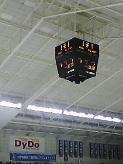 《IceBucks 07-08》 レギュラーシーズン最終戦 終了