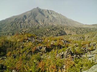 桜島 南岳