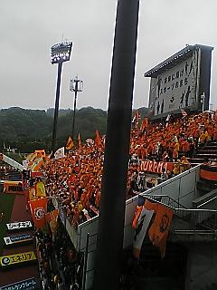 《S-PULSE 2008》 J1第8節 F東京戦 終了