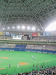 《DRAGONS 2008》 阪神7回戦 終了