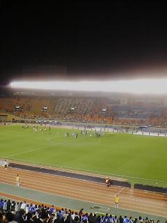 《Road to Beijing》 国際親善試合 U-23カメルーン代表戦 終了