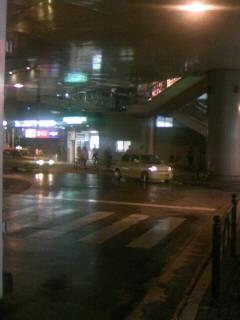 ただいま、大泉学園駅