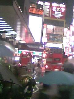 新宿高速バスターミナルで火事騒ぎ
