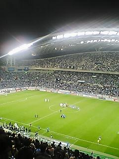 《All for 2010 - 2008》 2010W杯最終予選ウズベキスタン戦(HOME) 終了