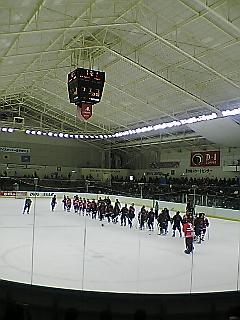 《IceBucks 08-09》 全日本選手権 三決 王子戦 終了
