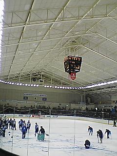 《Icehockey 08-09》 全日本選手権 決勝 終了