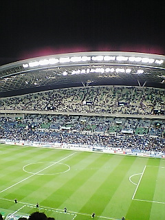 《All for 2010 - 2009》 2010W杯最終予選バーレーン戦(HOME) 終了