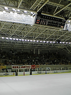 《IceBucks 09-10》 AL第3節 フリーブレイズ戦 終了