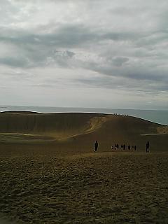 《ひとりごと》 鳥取砂丘 その2