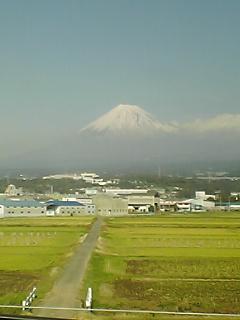 《ひとりごと》 富士市、通過中