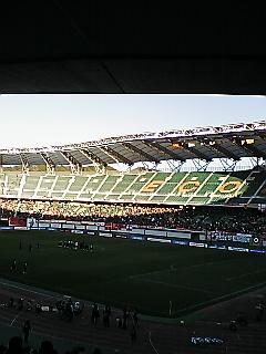 《S-PULSE 2009》 天皇杯準決勝 名古屋戦 終了