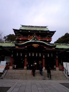 《ひとりごと》 富岡八幡宮