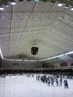 《IceBucks 09-10》 AL 最終戦 東北FB 6回戦 終了