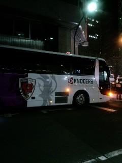 《ひとりごと》 新宿に、サンガバス?