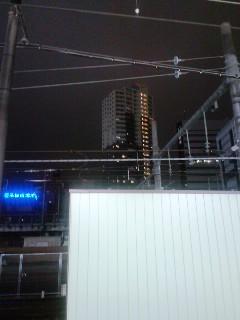 《橙とサイコロな日々》 西武新宿線 遅延中