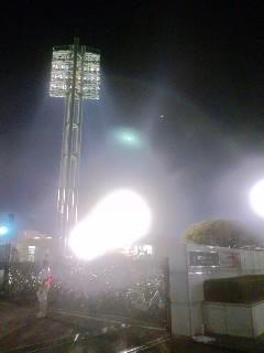 《soccer 2010》 そして、西が丘