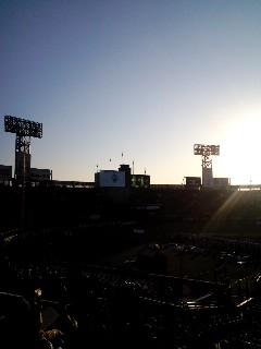 《WASEDA SPORTS 2010》 甲子園ボウル 終了