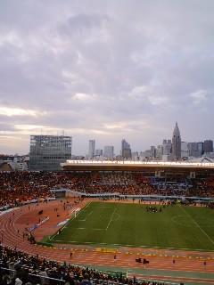 《S-PULSE 2010》 天皇杯決勝 鹿島戦 終了