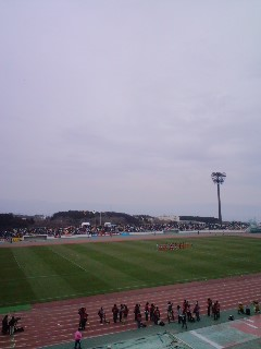 《S-PULSE 2011》 SDT CUP 横浜Fマ戦 終了
