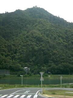 岐阜城と長良川